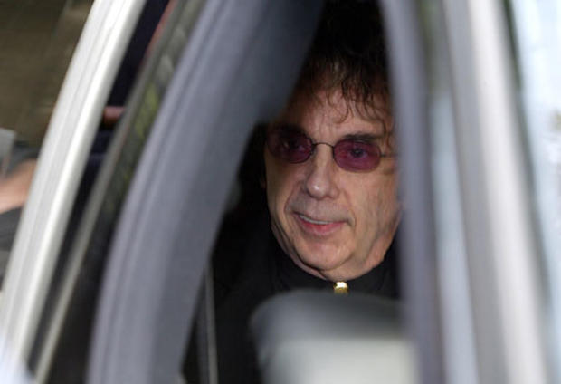 Courting Phil Spector