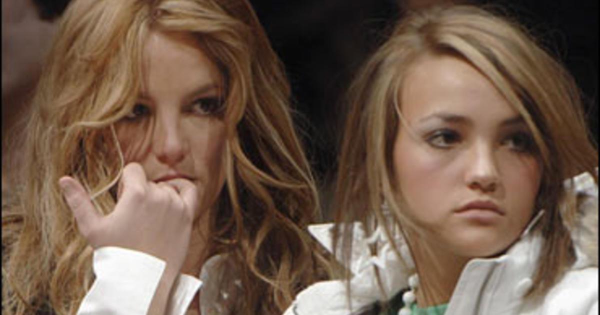 Britney Spears Teen Sister Pregnant Cbs News