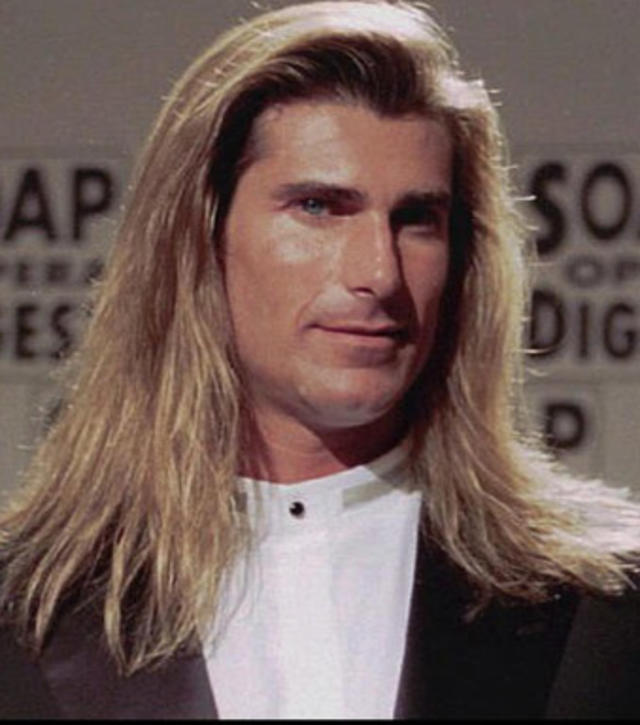 Men long hair with successful Debate Argument: