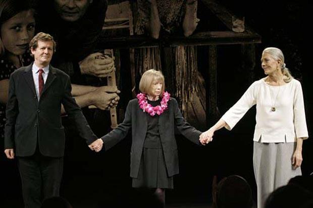 Didion Play Opens On Broadway