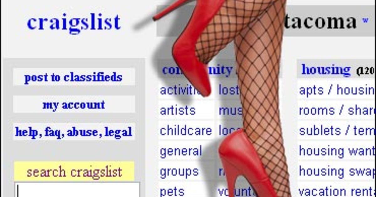 Craigslist Cracks Down On Prostitution Ads Cbs News
