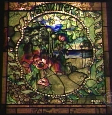 Delicate And Pricey Tiffany Glass