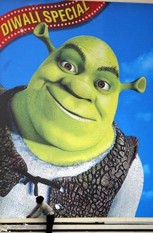 """""""Shrek 3"""""""