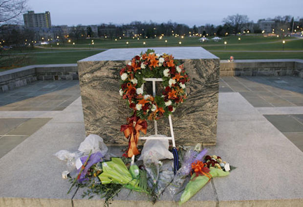 Makeshift Memorials