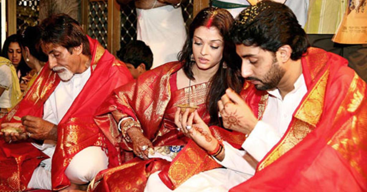 The Big Bollywood Wedding - CBS News