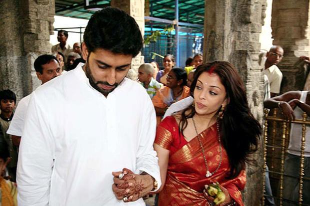 Iswarya Rai Wedding.The Big Bollywood Wedding Photo 2 Pictures Cbs News