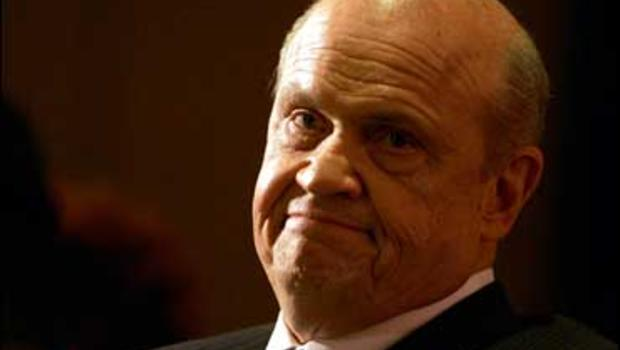 Actor and former Republican Sen. Fred Thompson, May 4, 2007