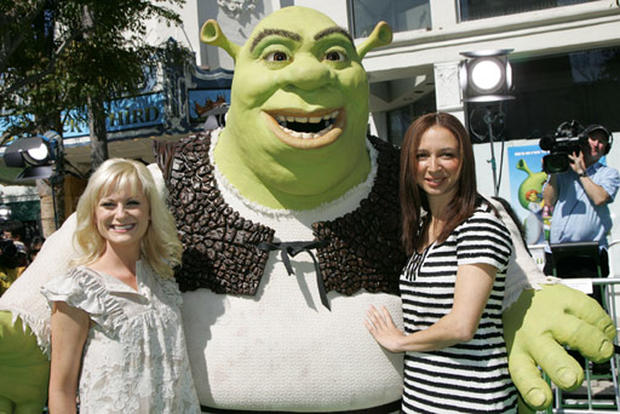 Third Shrek's A Charm