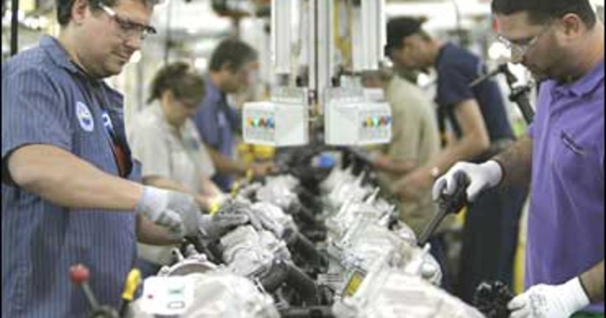 Autonation Ford Fort Worth >> Ford To Close Ohio Plant - CBS News