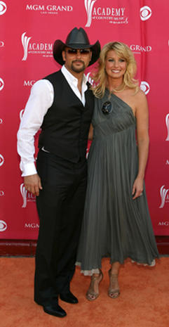 2007 ACM Awards Arrivals