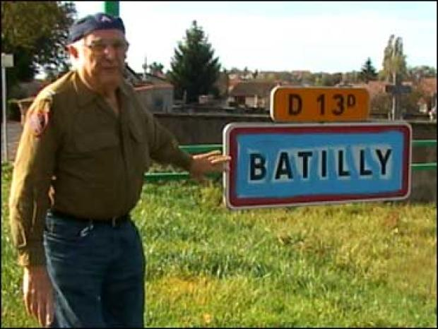 Dr. Sidney LaPook returns to the village of Batilly, France.