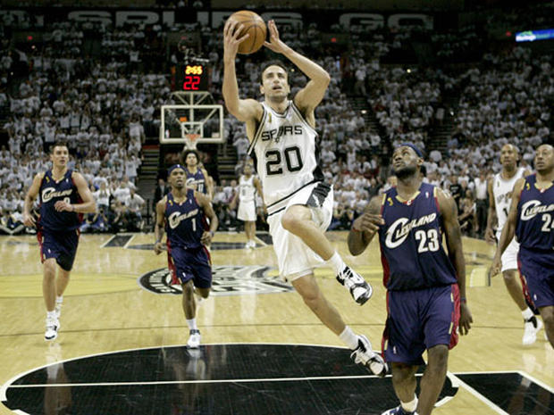 2007 NBA Finals : Game One - Photo 1 - Pictures - CBS News