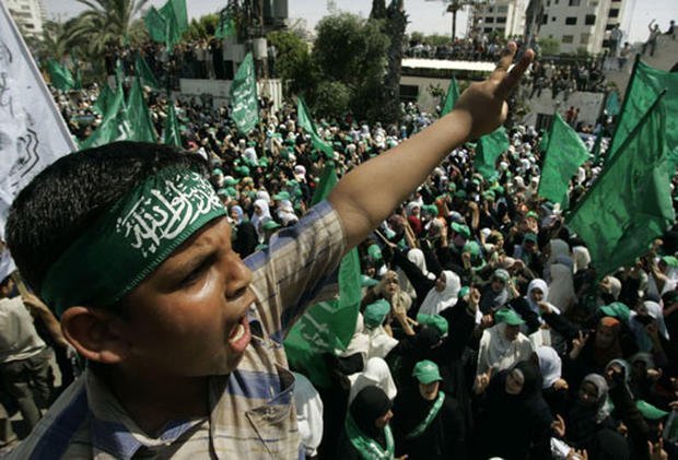 Fight For Gaza
