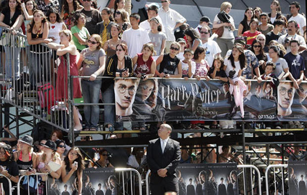 """Harry Potter"" In L.A."