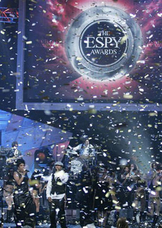 Athletes Honored With ESPYs