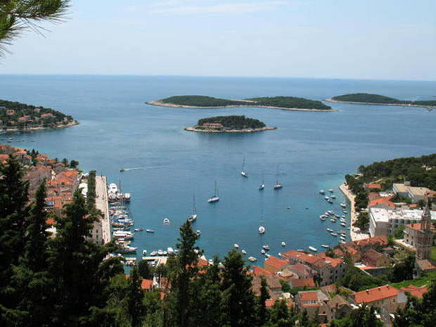 Croatia Island Hopping