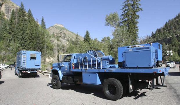 Utah Mine Collapse