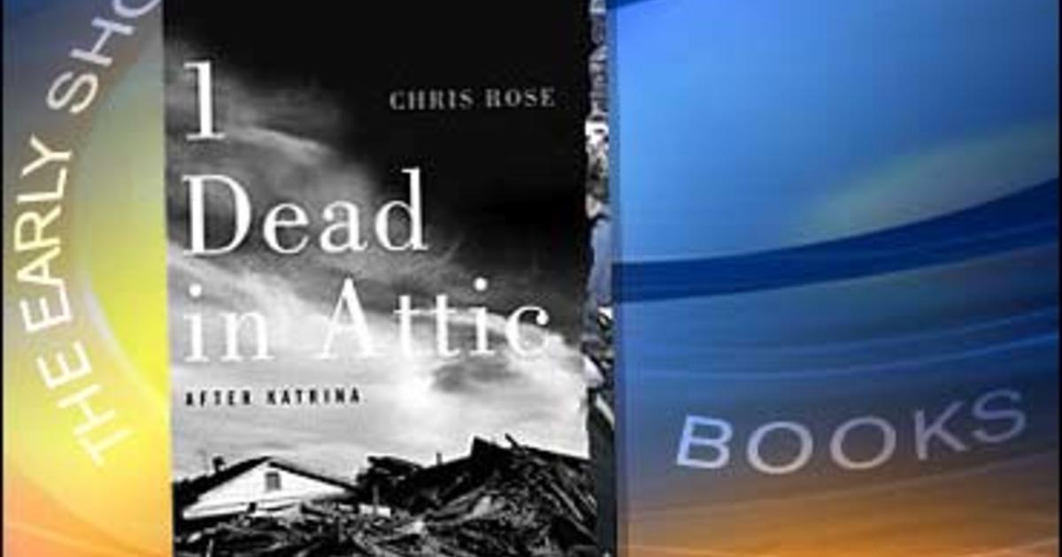 Books 1 Dead In Attic After Katrina Cbs News