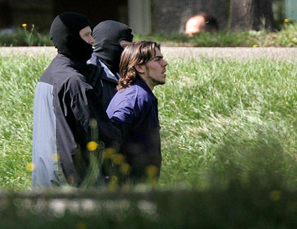 German Terror Bust