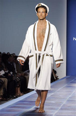 Nautica Launches Fashion Week