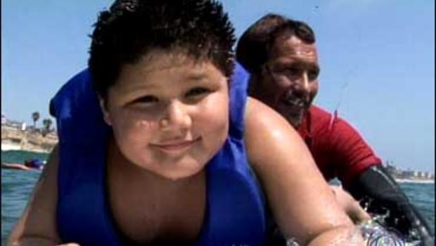 Surf Camp For Autistic Children 1