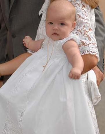 Service for Baby Sofia