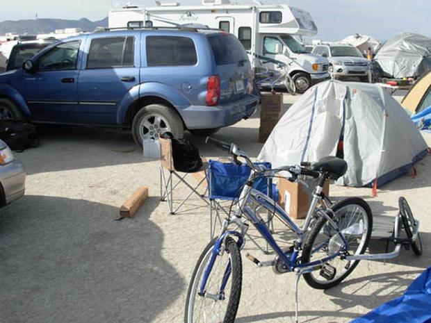 Nevada's Burning Man Festival