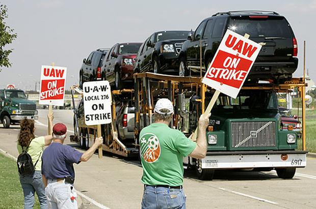 GM Workers Strike