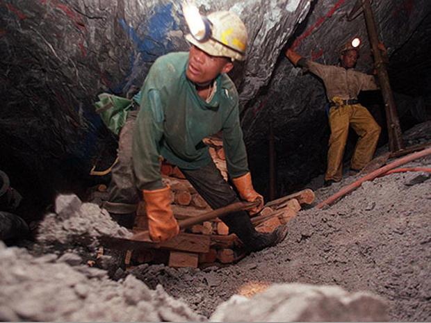 Miner Incident