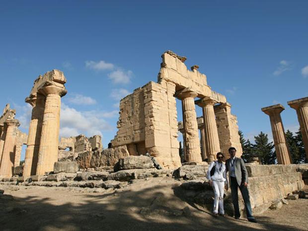 Travel: Libya