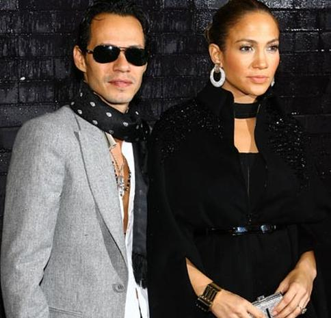 "J.Lo: ""Marc And I Are Expecting"""