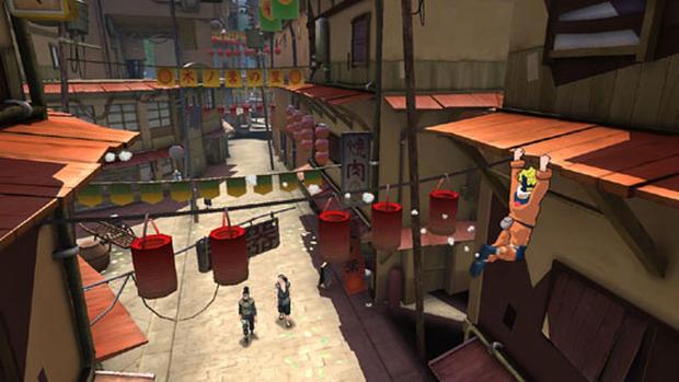 Ubisoft's NARUTO?: Rise of a Ninja
