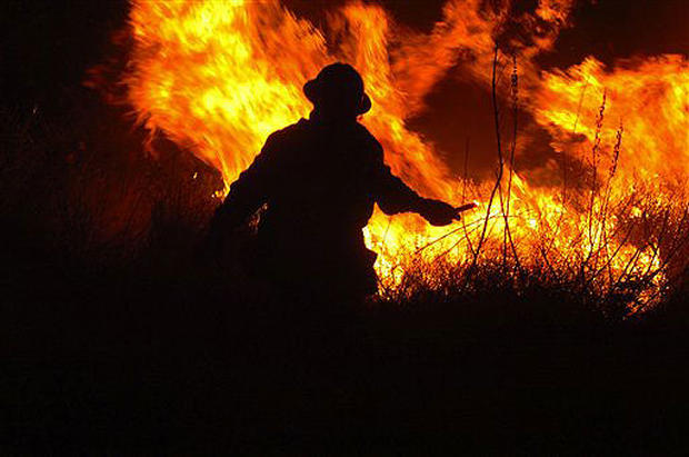 On The Fire Lines
