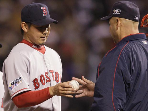 2007 World Series: Game Three