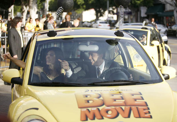 """""""Bee Movie"""" Premiere In L.A."""