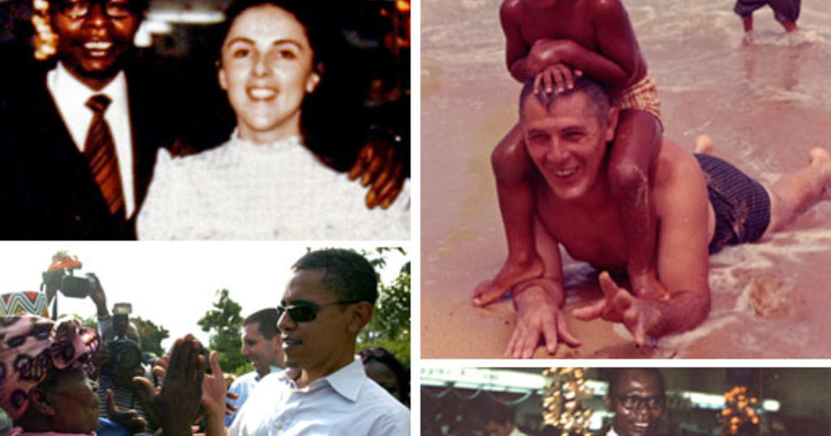 Obama S Father Talked Of Giving Him Up For Adoption Says Report