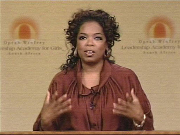 Oprah's School Hit By Scandal