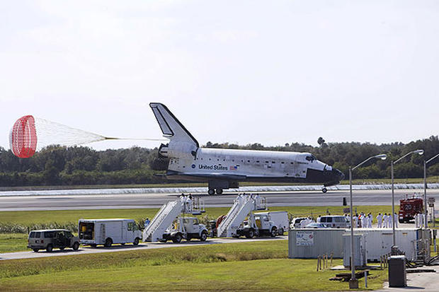 Discovery Mission STS-120