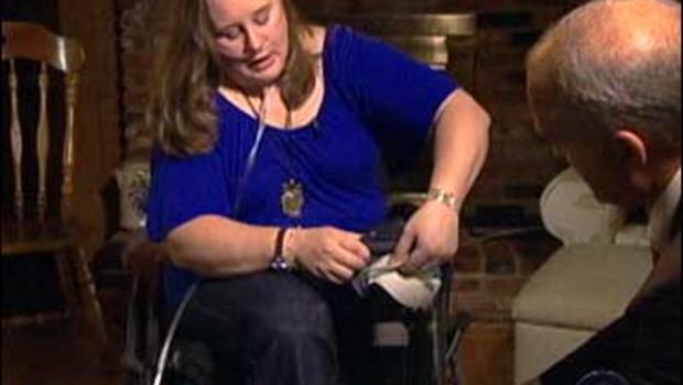 Kerri Cardello Lost Her Legs To MRSA