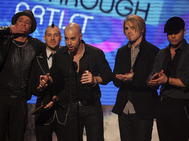 Onstage At The AMAs