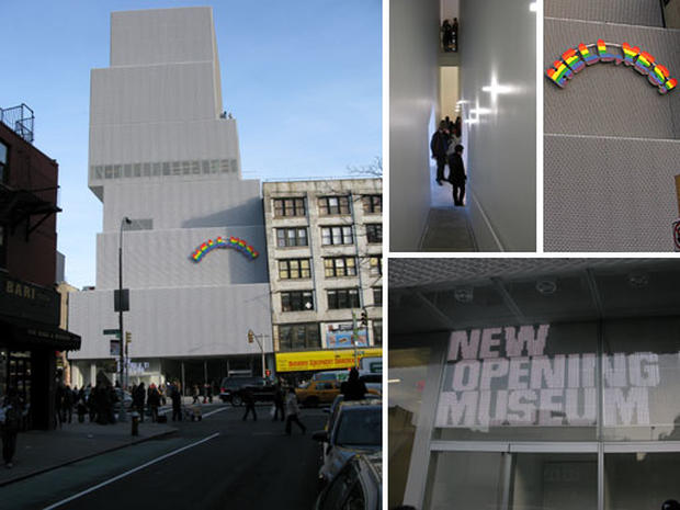 New Museum Reopens