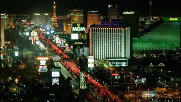 Hotel-casinos on the Las Vegas Strip