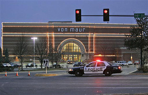 Omaha Mall Shooting