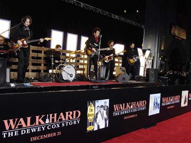 """""""Walk Hard"""" Debut"""