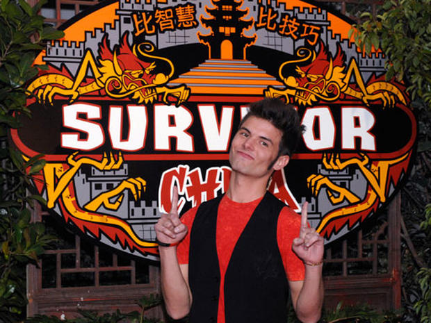 """Survivor: China"" Finale"