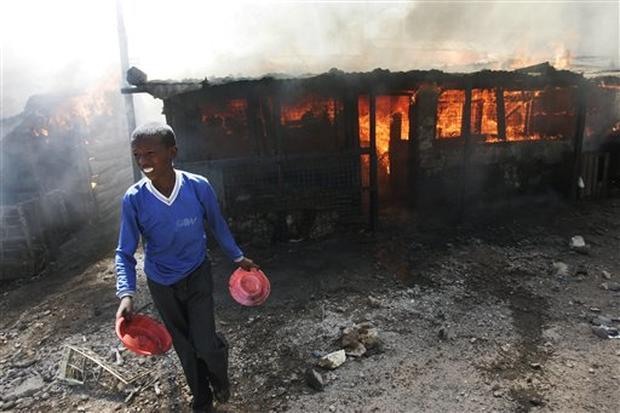 Kenya Election Violence