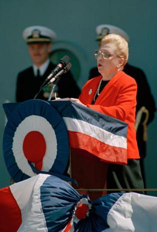 Margaret Truman Daniel: 1924-2008