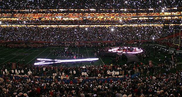 Super Bowl Showtime