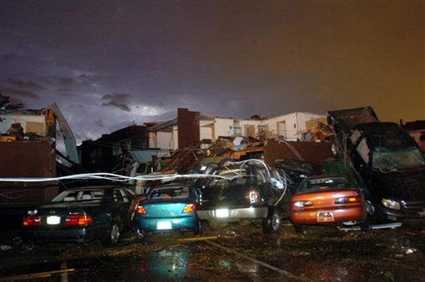 Winter Tornadoes