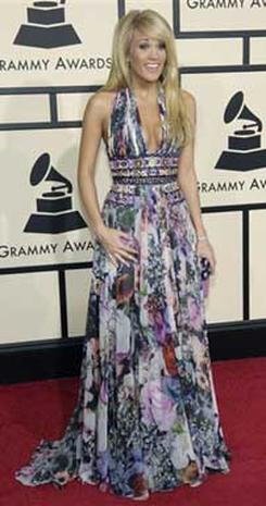 Grammy Fashion Police
